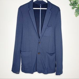 Shred 'n Thread Blazer Blue Size 40